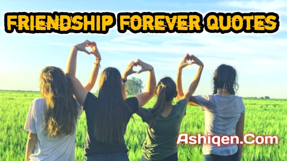 Frienship Forever Quotes